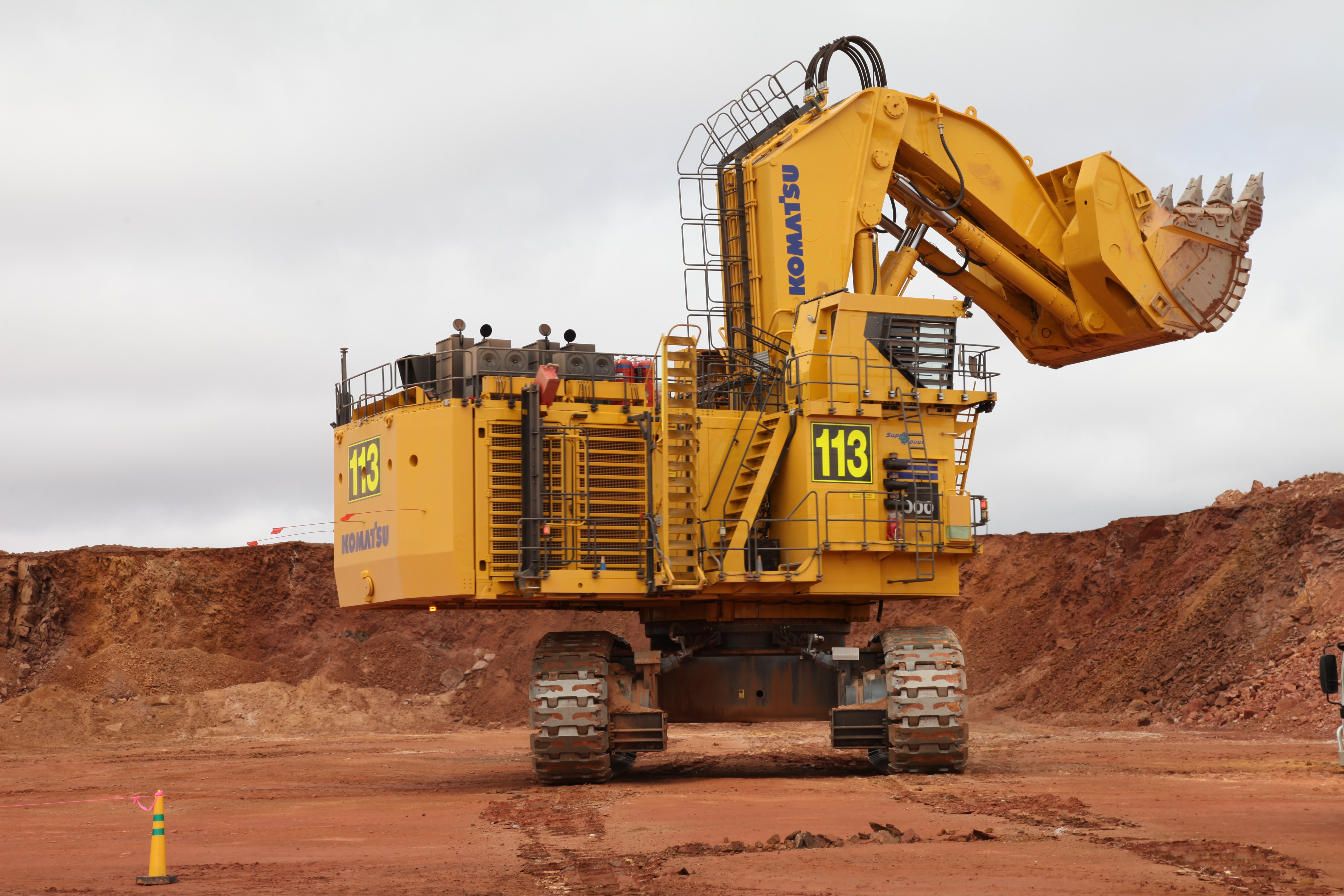 Superstars In The Super Pit besides Four Problems Crisp Dm Fix additionally Normet Offers New Generation Mining Equipment in addition 1331 together with Item. on machine cycle time