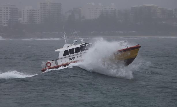 Brisbane Marine Pilots A