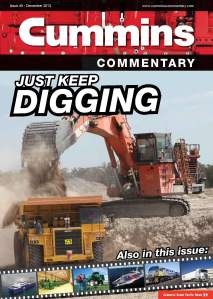 Cummins Commentary ISSUE 40_cover