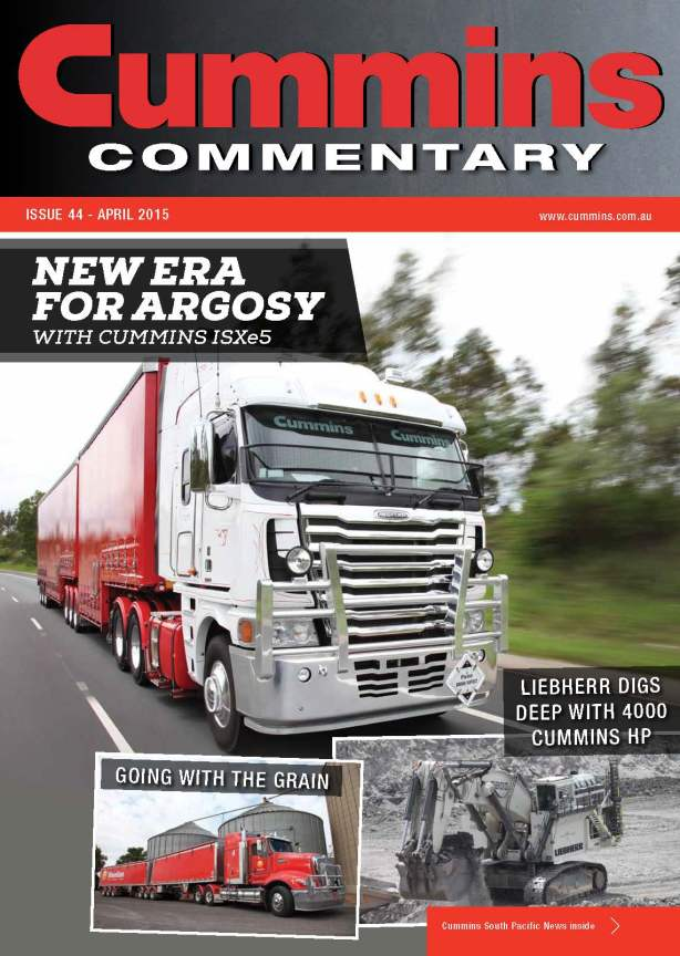 Pages from Cummins Commentary ISSUE 44